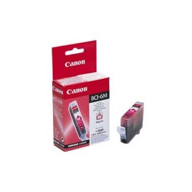 Canon BCI6M Magenta Inkjet Cartridge