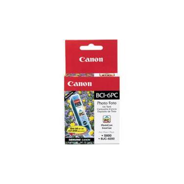 Canon BCI6PC Cyan Photo Inkjet Cartridge