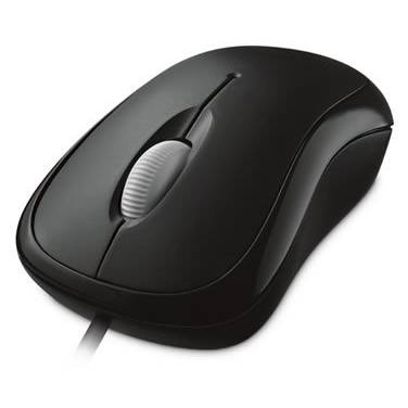 Microsoft Wired Basic Optical Wheel USB Mouse