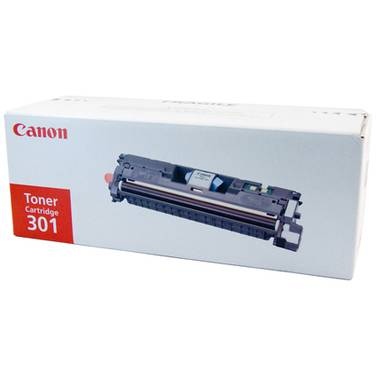 Canon CART301 Black Toner Cartridge (5,000 Pages)