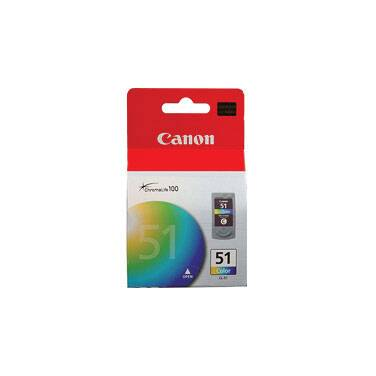 Canon CL51 FINE Colour Inkjet Cartridge