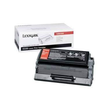 Lexmark 12S0300 Black Toner Cartridge