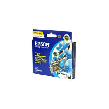 Epson T0632 Cyan Inkjet Cartridge