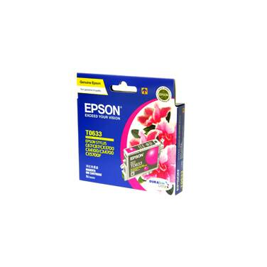 Epson T0633 Magenta Inkjet Cartridge
