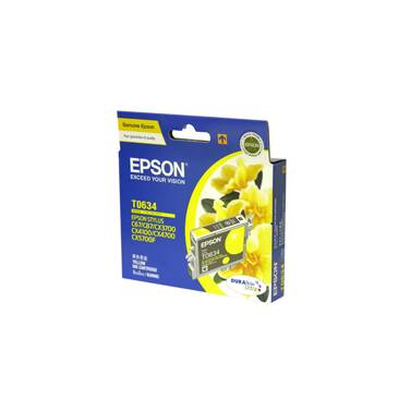Epson T0634 Yellow Inkjet Cartridge