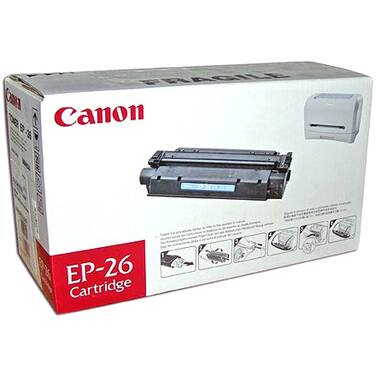 Canon EP26 Black Toner Cartridge (2,500 Pages)