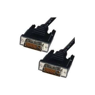 10 Metre DVI-D Dual Link Male to Male Cable
