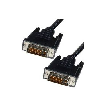 2 Metre DVI-D Dual Link Male to Male Cable