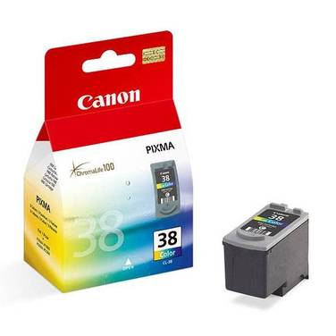 Canon CL38 FINE Colour Inkjet Cartridge