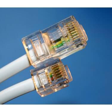 3 Metre RJ45 to RJ12 Cable