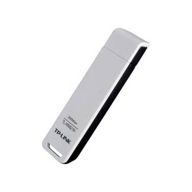 USB Wireless-N TP-Link WN821N 300Mbps Network Adapter