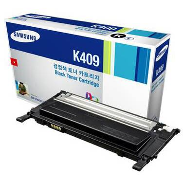Samsung CLT-K409S/SEE Black Toner Cartridge (1,500 Pages)