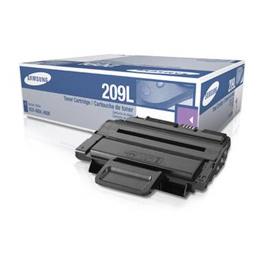 Samsung MLT-D209L/SSE Black Toner Cartridge (5,000 Pages)