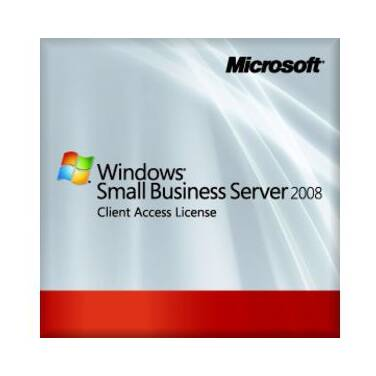 Windows Small Business Server 2008 Premium 5 USER Client OEM PN 6VA-00544