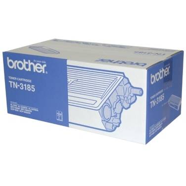 Brother TN-3185 Black Toner Cartridge (7,000 Pages)