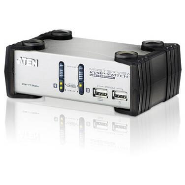 2 Port USB/VGA ATEN CS-1732A KVM Switch