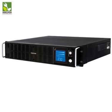 3000VA CyberPower Rackmount/Tower 2RU UPS PR3000ELCDRT2U