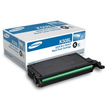 Samsung CLT-K508L Black Toner Cartridge (5,000 Pages)