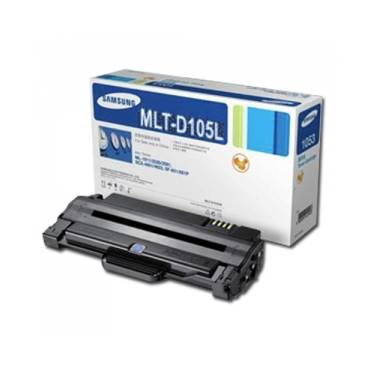 Samsung MLT-D105L Black Toner Cartridge (2,500 Pages)