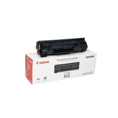 Canon CART312 Black Toner Cartridge (3,000 Pages)