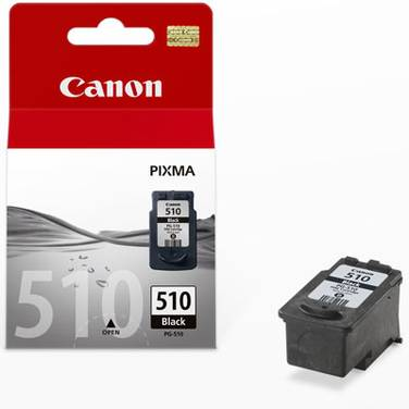 Canon PG510 Black Inkjet Cartridge