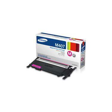 Samsung CLT-M407S Magenta Toner Cartridge (1,000 Pages)