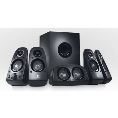 Logitech Z506 Surround Sound 5.1 Speaker System 980-000433
