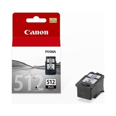 Canon PG512 High Yield Black Inkjet Cartridge