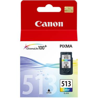 Canon CL513 High Yield Colour Inkjet Cartridge