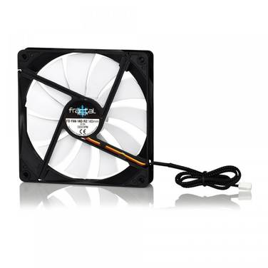 140mm Fractal Silent Series Case Fan