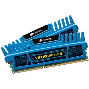 8GB DDR3 Corsair CMZ8GX3M2A1600C9B (2x4GB) 1600MHz Vengeance CL9 RAM