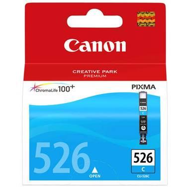 Canon CLI526C Cyan Inkjet Cartridge