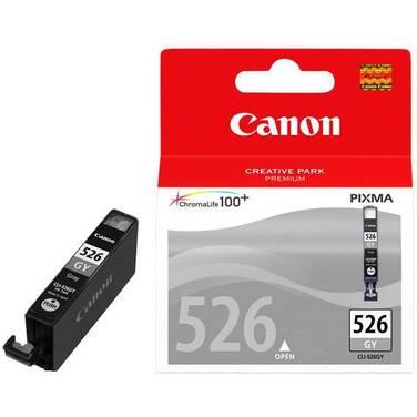 Canon CLI526GY Gray Inkjet Cartridge