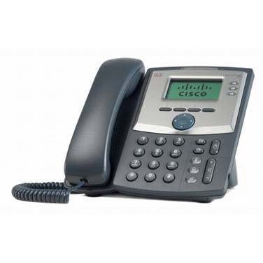 Cisco SPA303-G4 IP Phone with Display and PC port