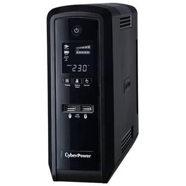 1300VA CyberPower PFC Sinewave Series Tower UPS with LCD