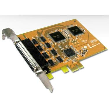 8 Port Serial PCIe Sunix SER5466A RS232 Controller Card