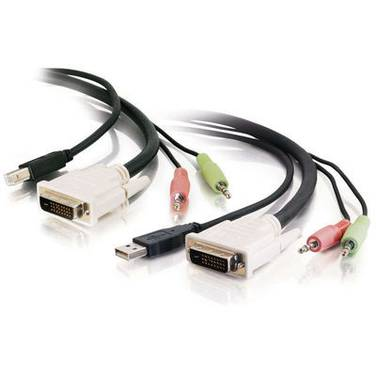 1.8 Metre ATEN USB/DVI KVM Cable with Audio