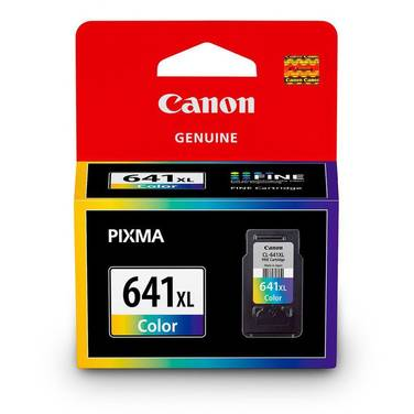Canon CL641XL Hi-Yield Colour Inkjet Cartridge