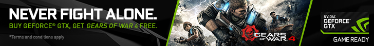 BONUS Gears of War 4!*