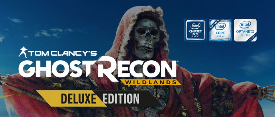BONUS Ghost Recon Wildlands Deluxe!*