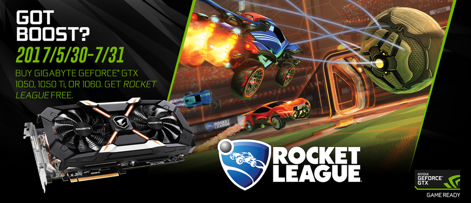 BONUS Rocket League!*