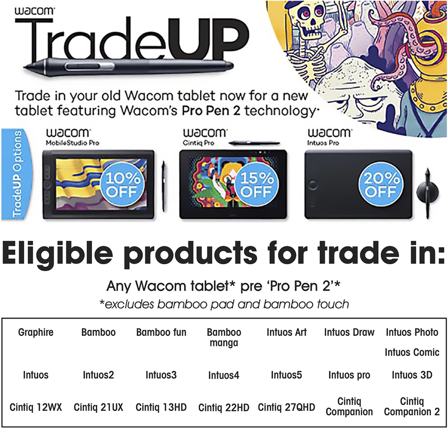 Wacom Trade In 2017 Middle