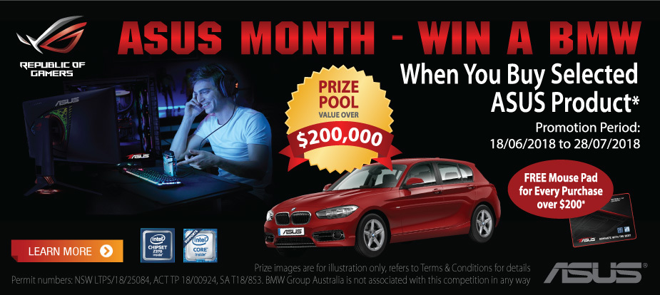 Chance to WIN a BMW!*
