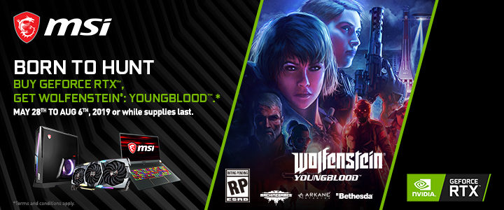 BONUS Wolfenstein Youngblood!*