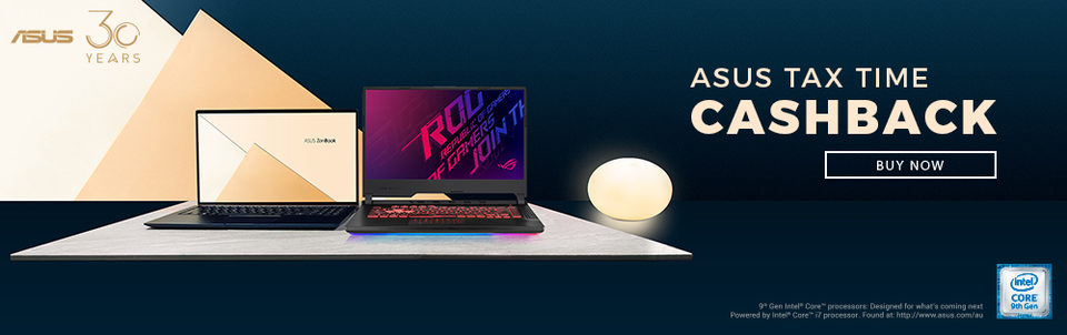 ASUS Tax Time 2019