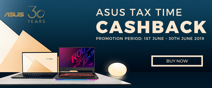 ASUS Tax Time Front 2019