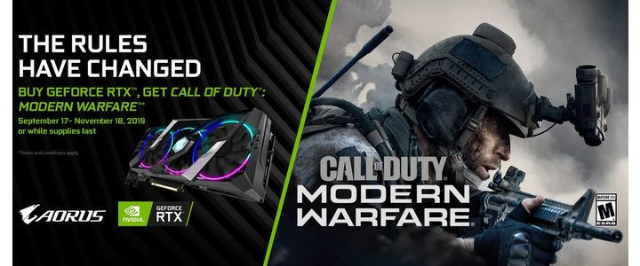 BONUS COD Modern Warfare Bundle!*