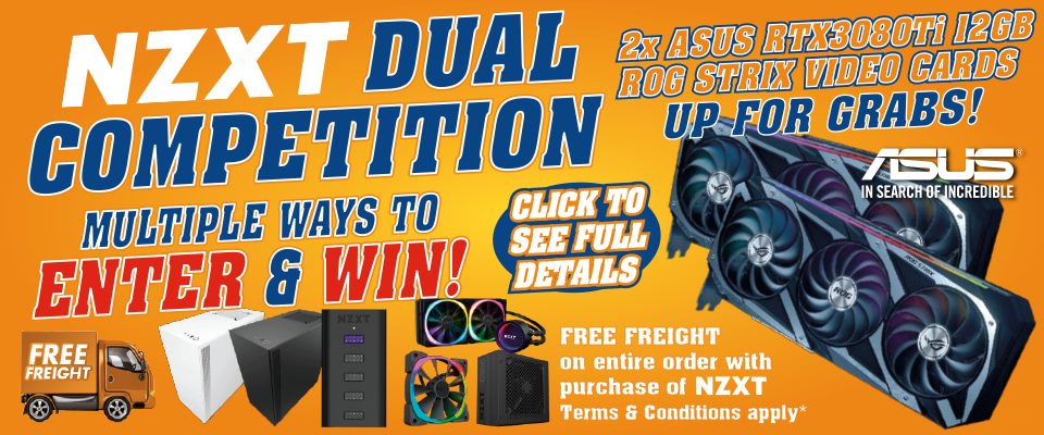 NZXT 3080 Competition Front Banner